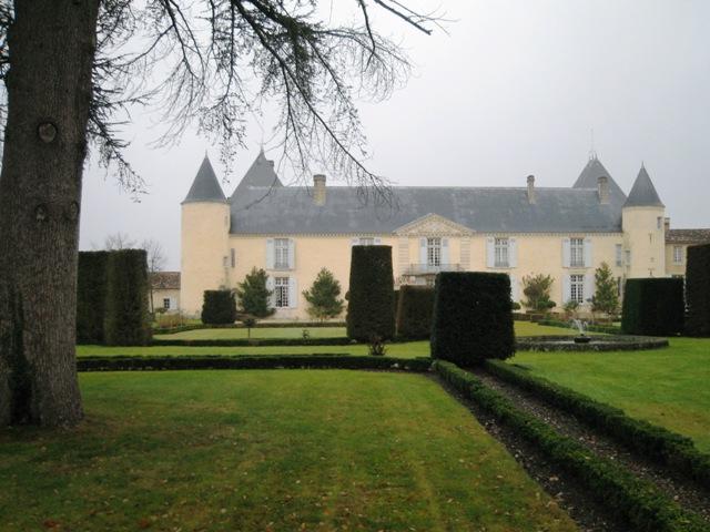 Chateau Suiduiraut Preignac, France