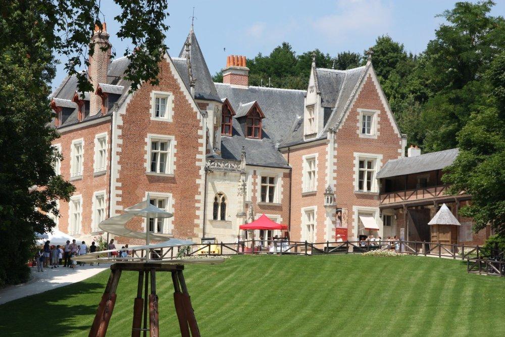 Château du Clos Lucé, Leonardo da Vinci's last residence | Amboise, France