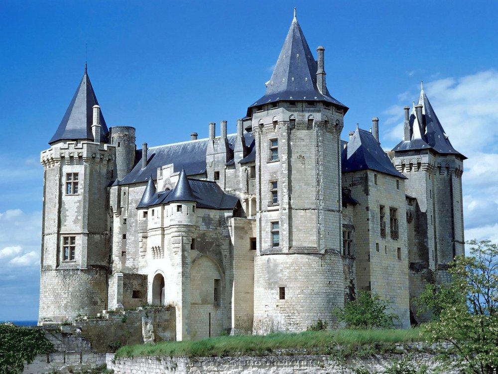 Chateau de Samur, France