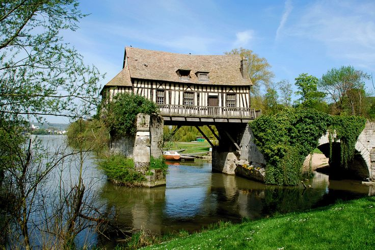 Copy of Timber House in Normandy, France