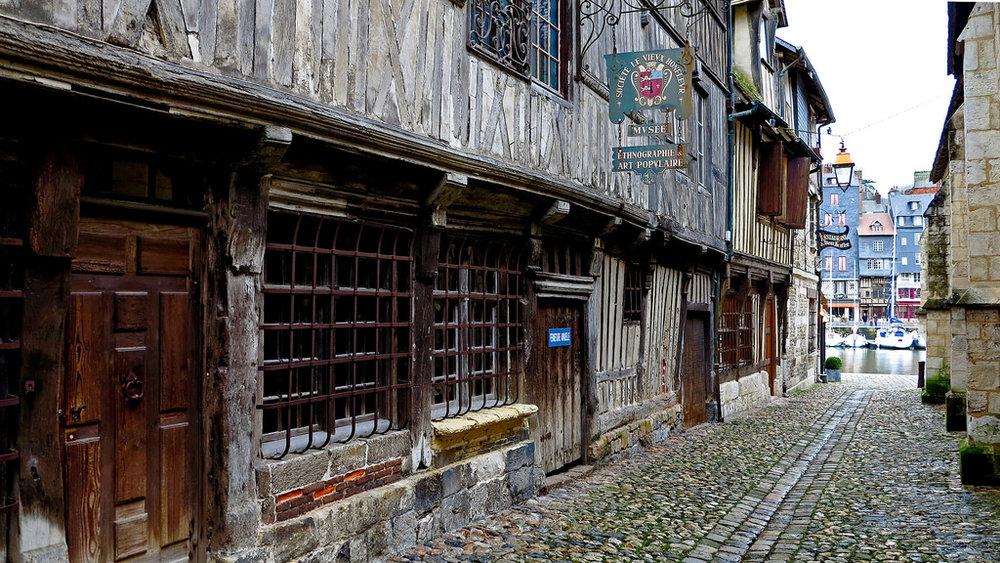 Copy of Village in Normandy