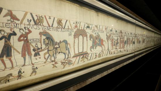 Copy of Bayeux Tapestry