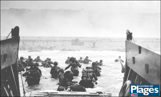 Copy of Allied Landing in Normandy | D-Day 1944