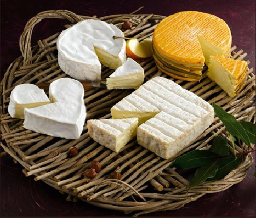 Copy of Cheeses of Normandy