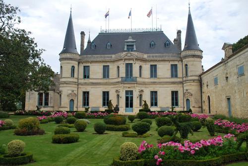 Château Palmer Bordeaux region of France