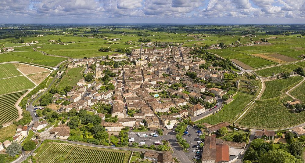 Saint Emilion Village, France