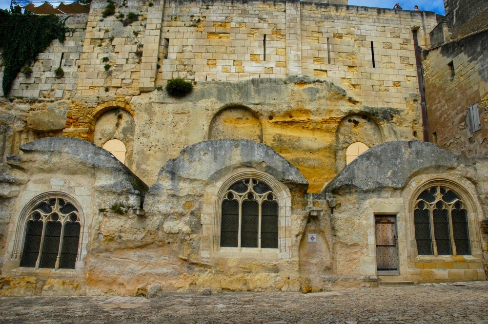 Saint-Emilion Monolithic Church | Saint-Emilion, France