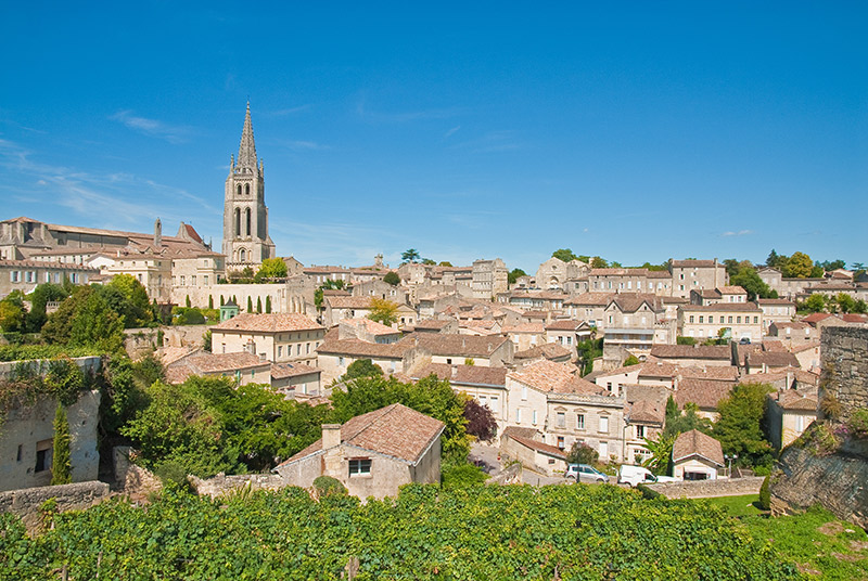 Saint-Emilion Village France
