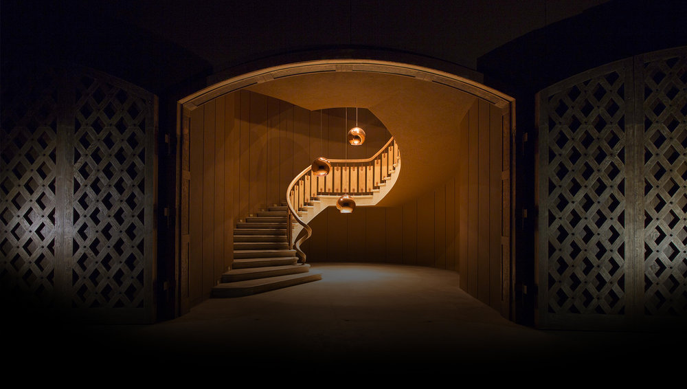 Inside Chateau d'Yquem cellars | Sauternes, Grionde Region of Bordeaux, France