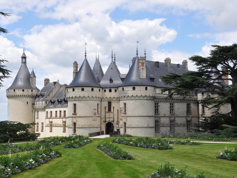 Chateau de Chaumont-Sur-Loire CHAUMONT-SUR-LOIRE, FRANCE