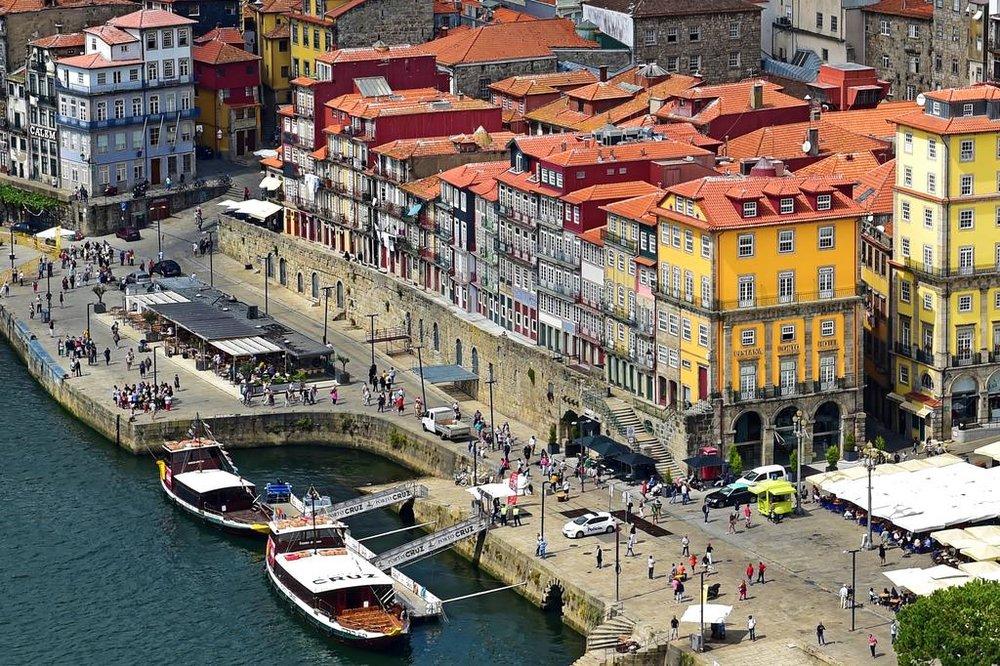 Hotel Pestana Vintage on the Douro