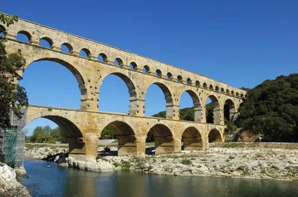 Pont du Gard | Roman Aqueduct in France