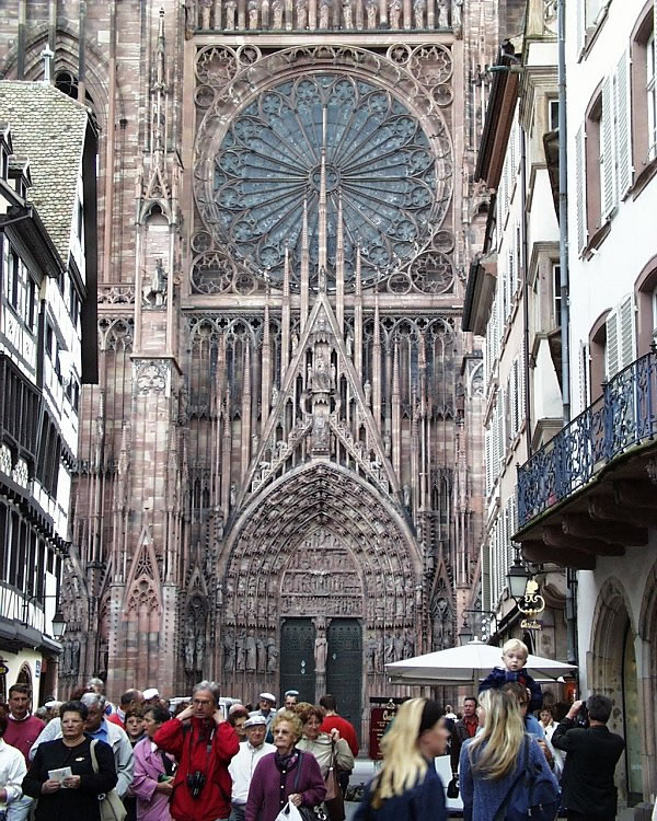 Copy of Strasbourg Cathedral