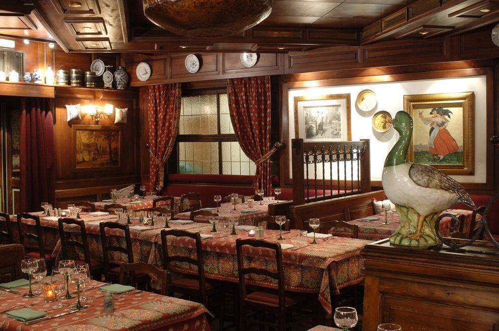 Copy of Alsatian restaurant