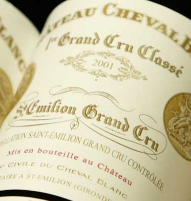 Chateau Cheval Blanc Wine