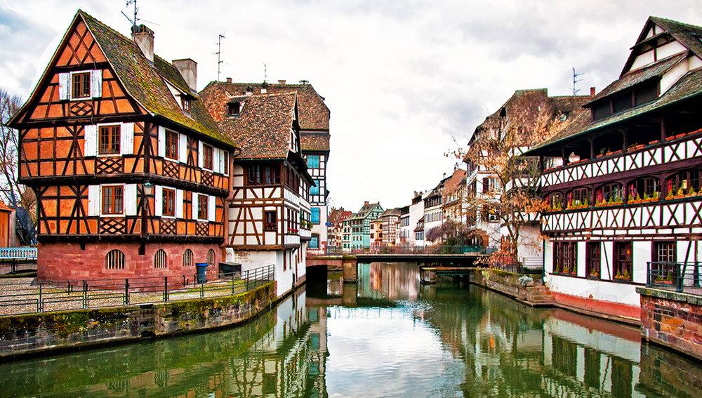 Alsatian Village