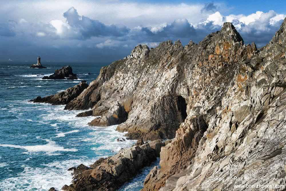 Copy of Pointe du Raz in Brittany, France