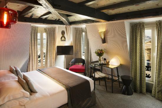 Hotel Room - Hotel les Dames du Pantheon