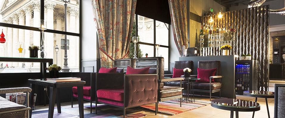 Hotel Lounge - Hotel les Dames du Pantheon