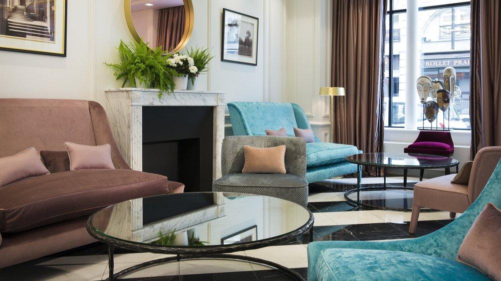 Hotel Le Bourgogne et Montana