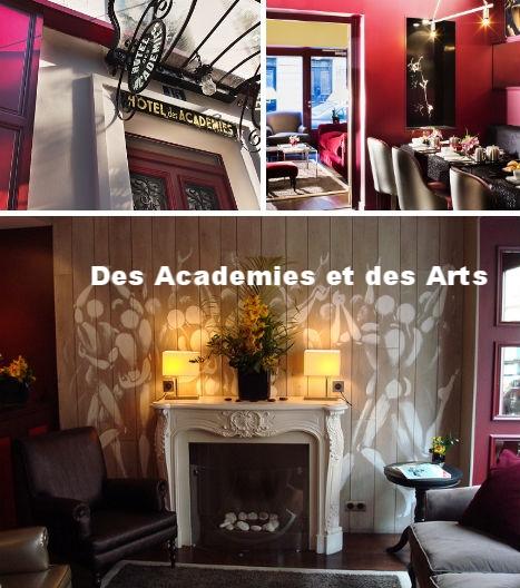 Hotel Academies et des Arts