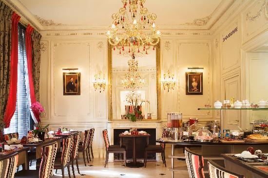 Dining Room - Hotel Regents Garden