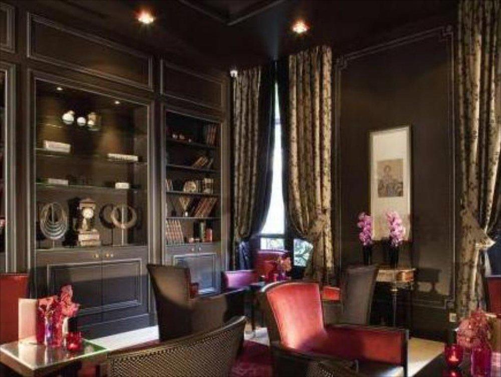 Hotel Lounge - Hotel Regents Garden