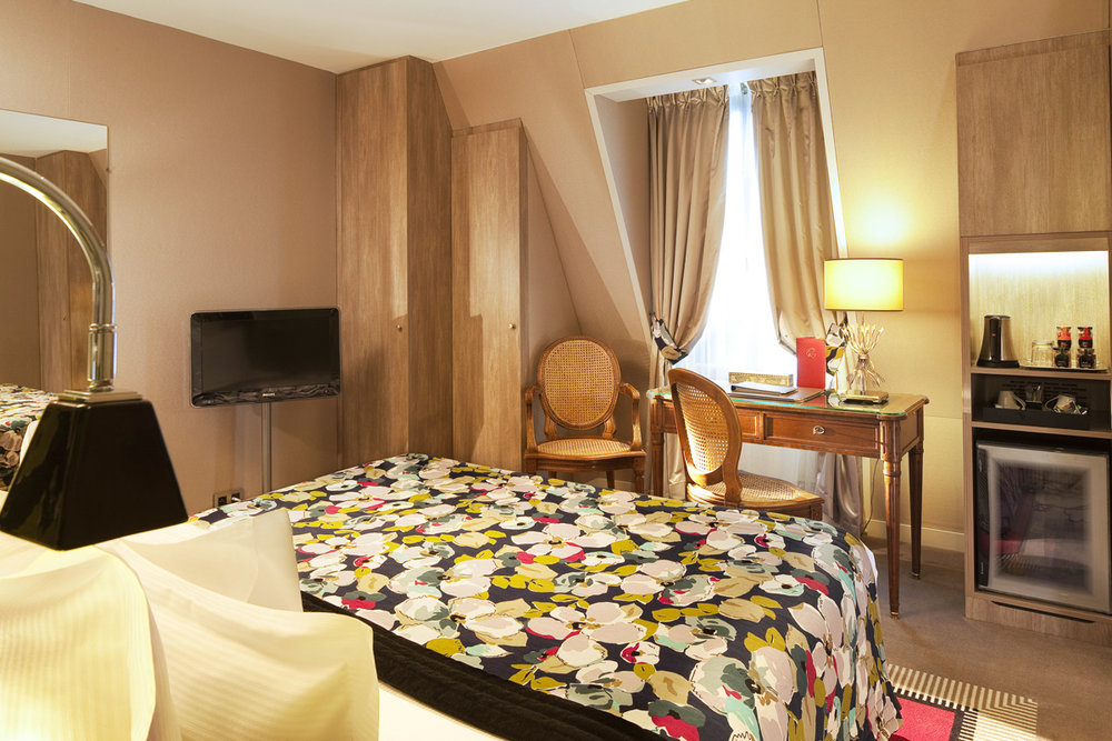 Hotel Room - Hotel Regents Garden