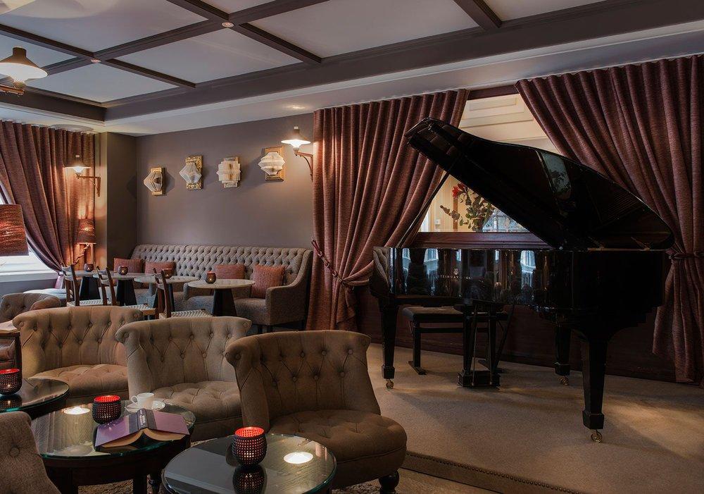Hotel d'Aubusson - Hotel Lounge