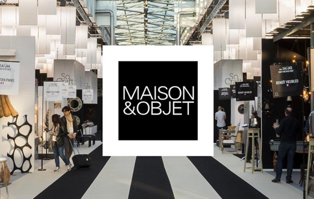 Maison et Objet Trade Show Paris, France