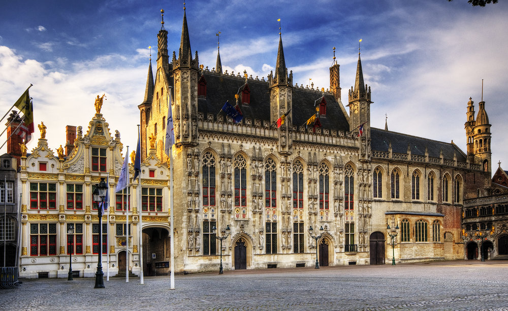 Free Walking Tours in Bruges