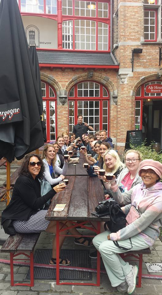 Walking Tours in Bruges for Free