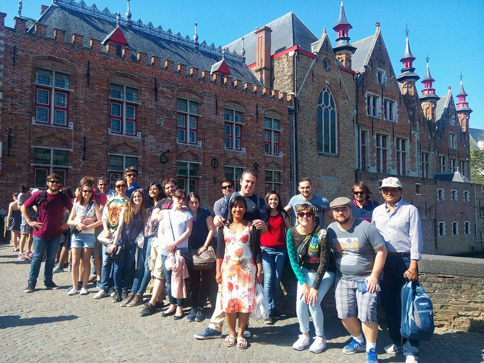 Waling Tours in Bruges
