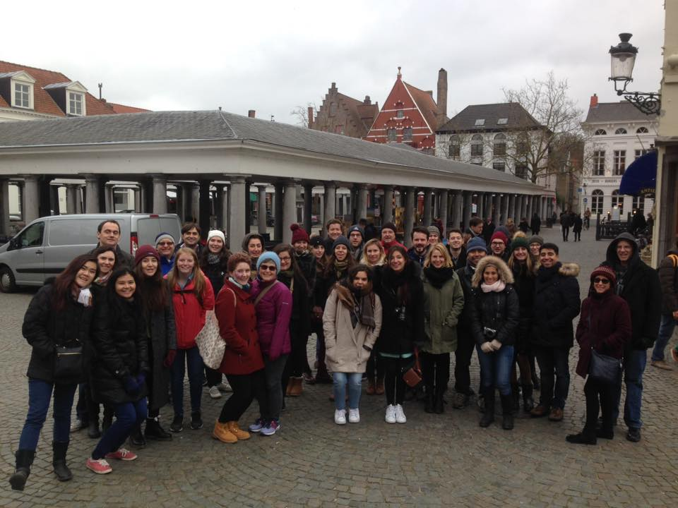 Walking tours in Bruges