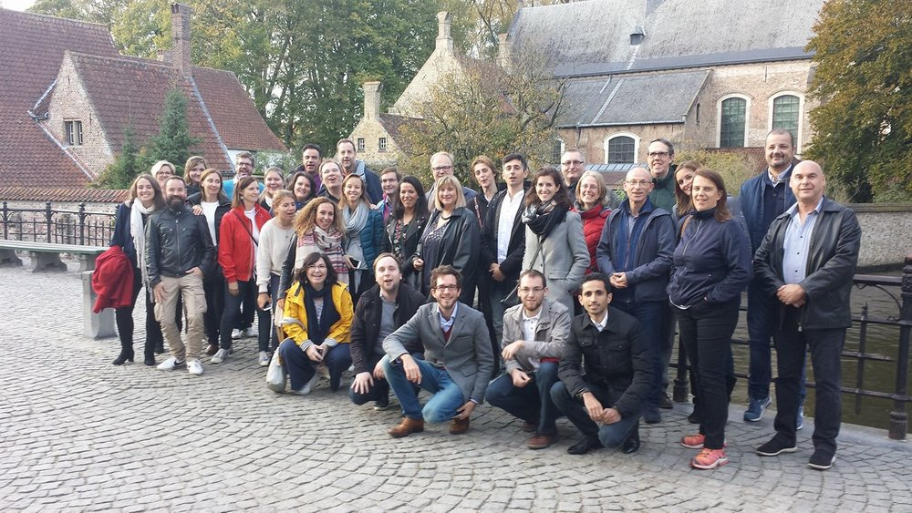 Group of Free Walking Tours in Bruges