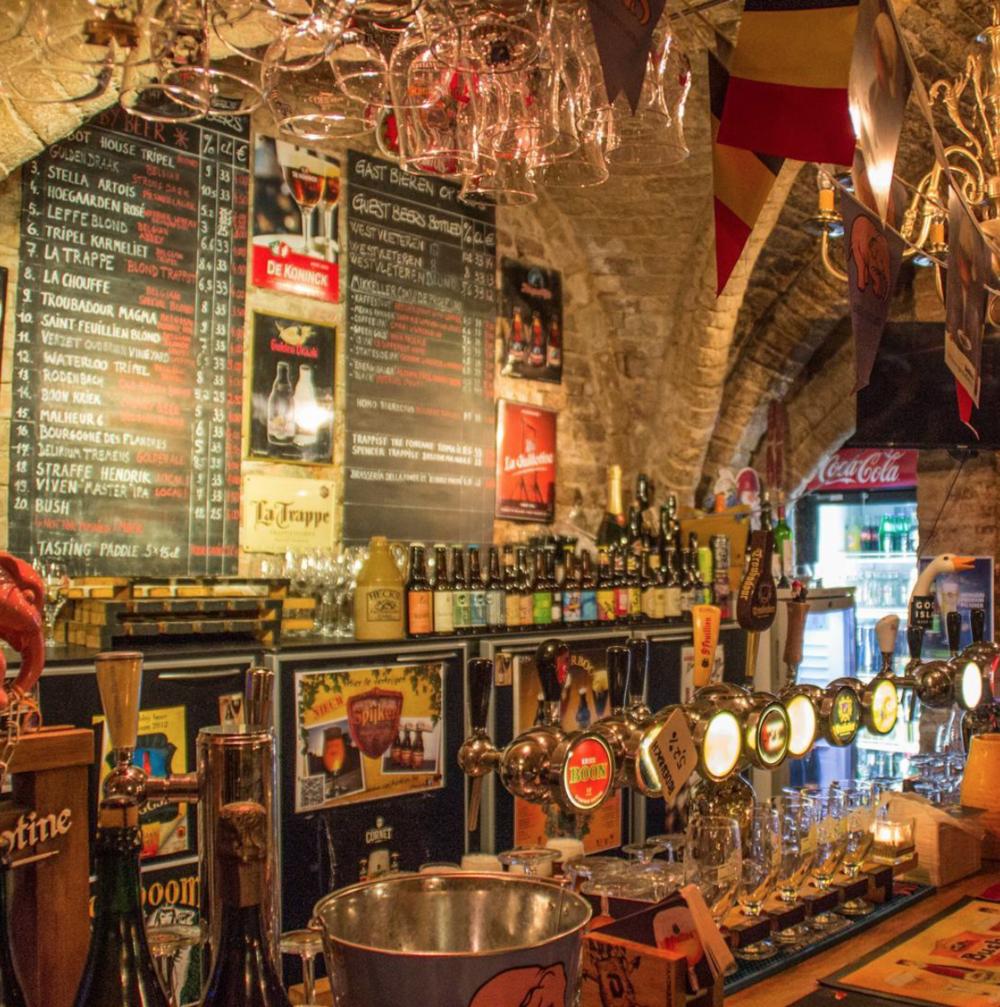 A Pub in the Brugge