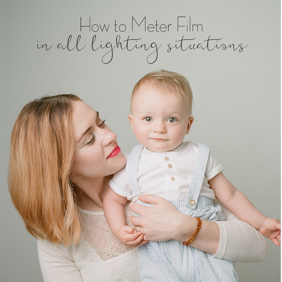 How to Meter Film in all Lighting Situations
