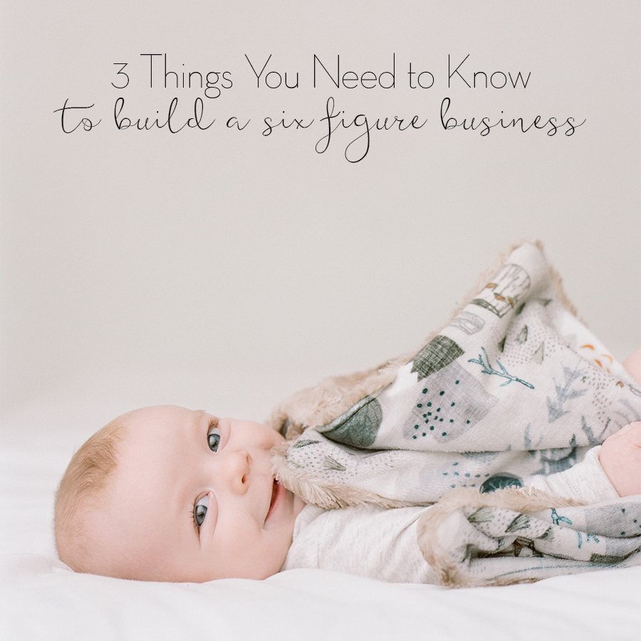 Sandra Coan share three things you need to know to build a six figure business  with Ben Hartley