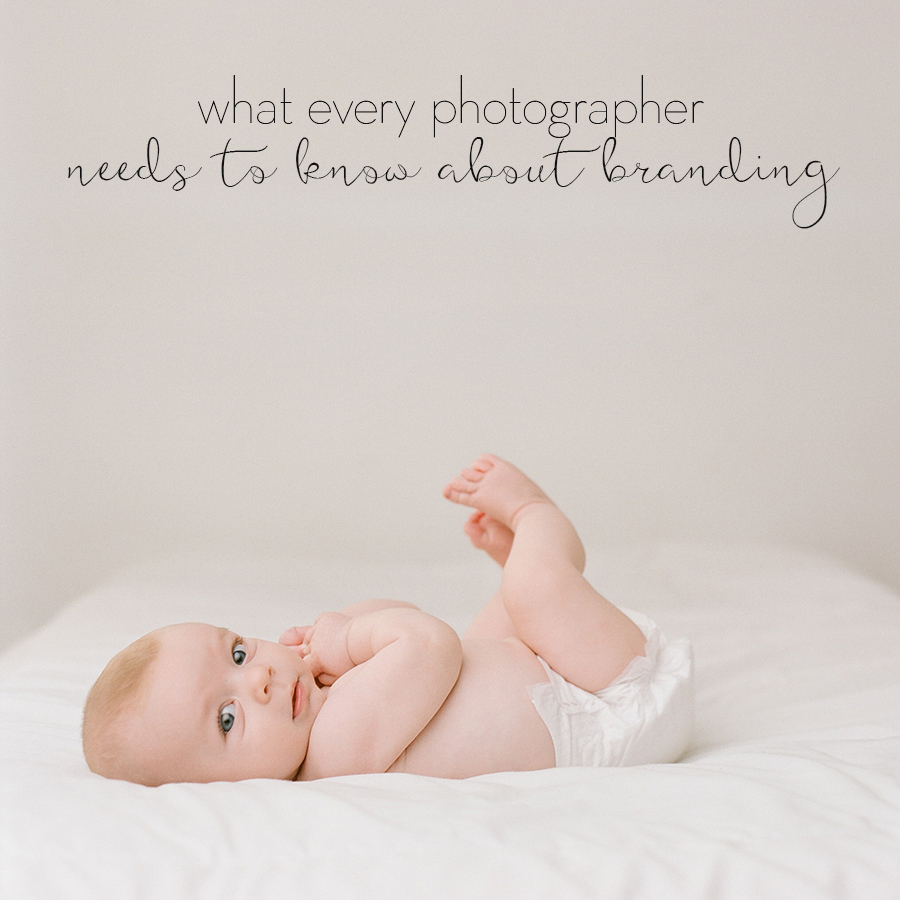 In this post Sandra Coan shares what every photographer needs to know about branding