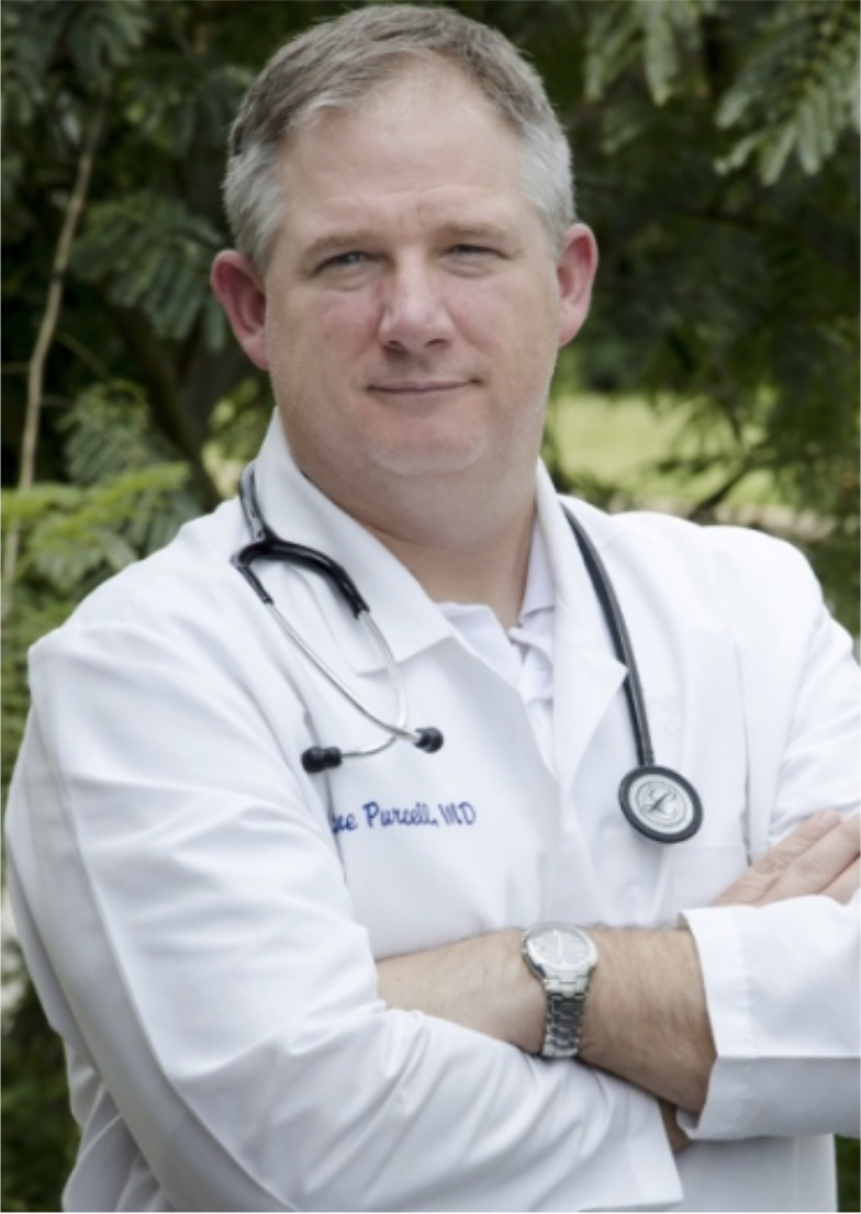 Dr. Shane Purcell of Anderson, SC