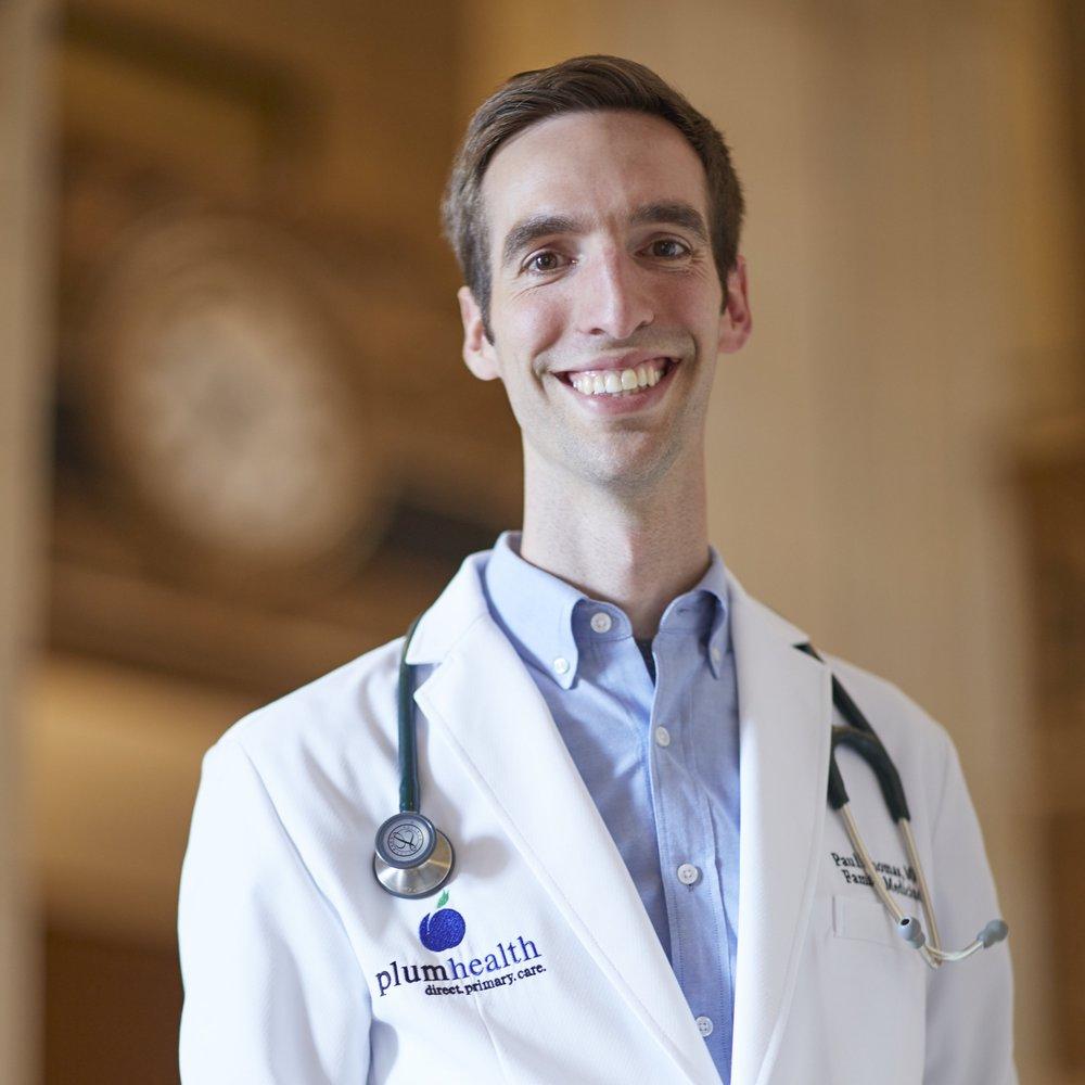 Dr. Paul Thomas of Detroit, MI