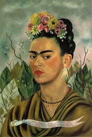 Frida Kahlo, Mexican Artist,Activist, Feminist Icon,  Headlines Art Talks Series at The Adult School