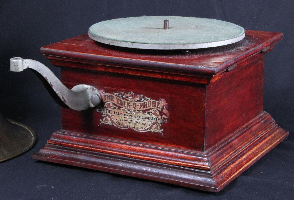 General phonograph repair
