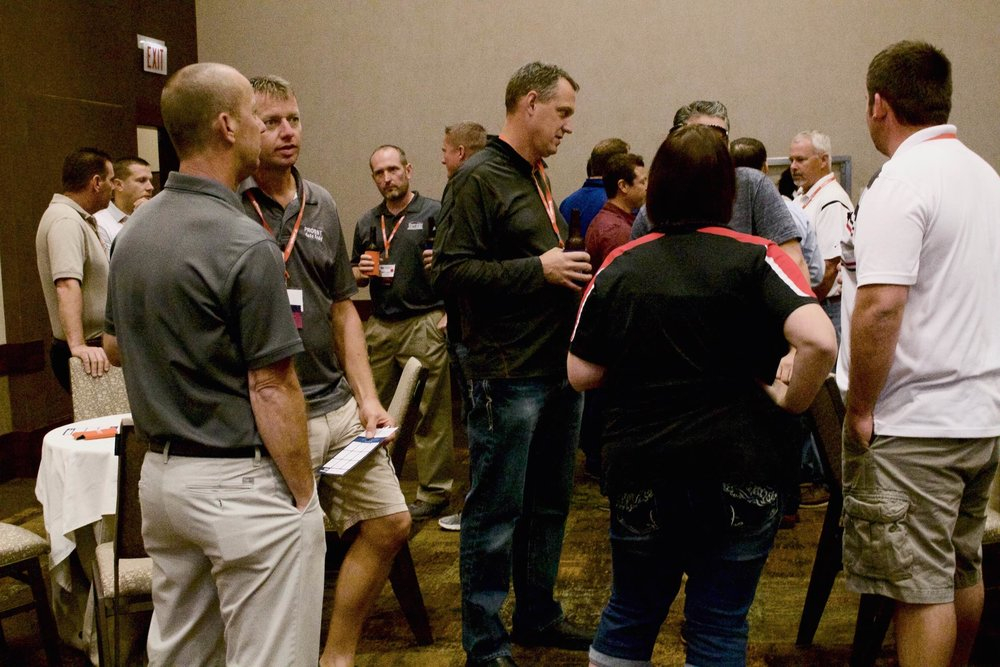 FenderBender Management Conference Networking 3.jpg