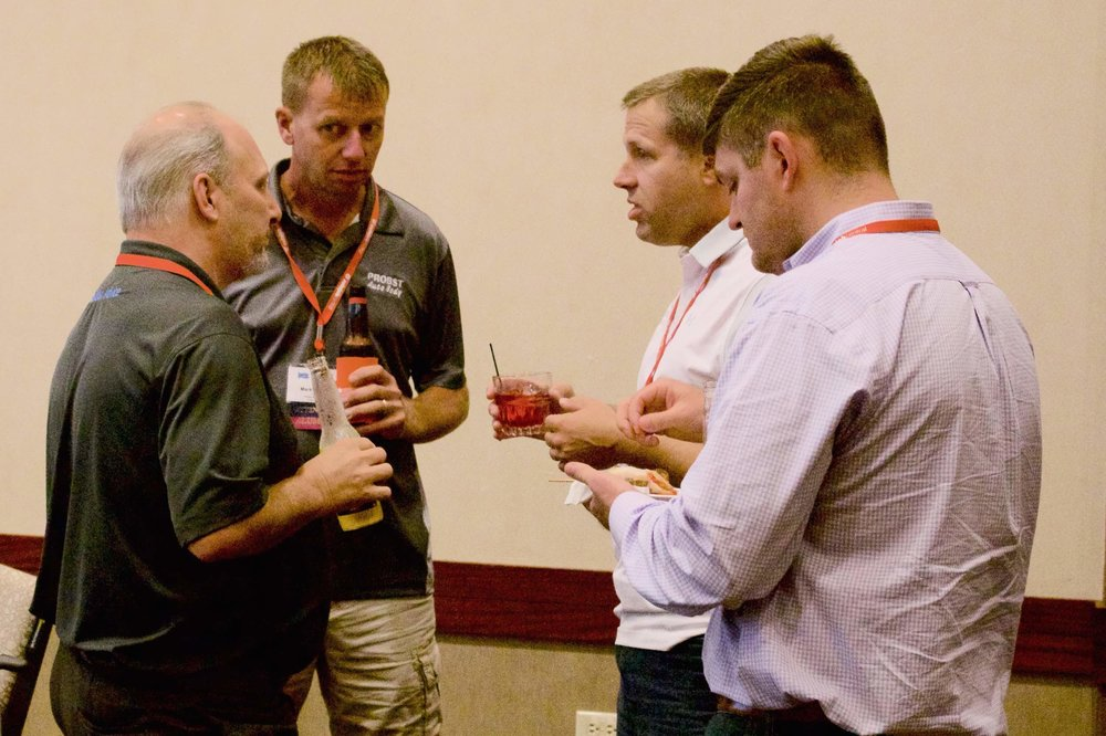 FenderBender Management Conference 2017 Networking 8.jpg