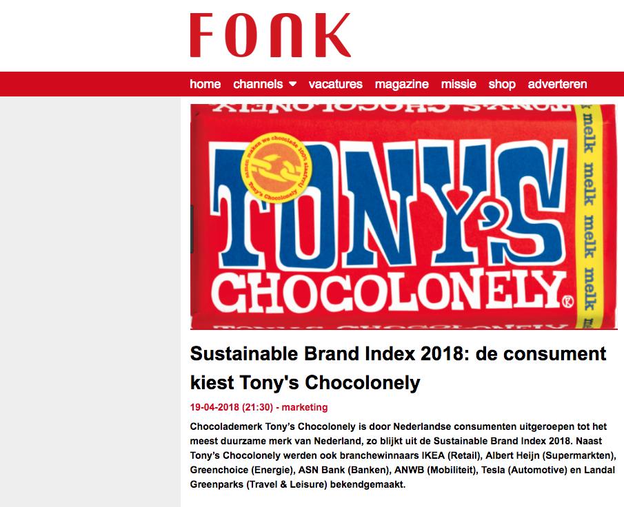 FONK Magazine, 2018
