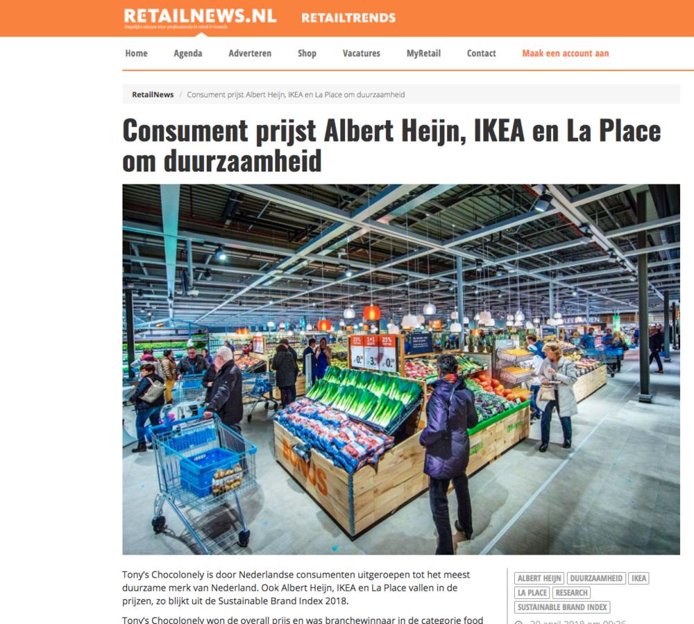 RetailTrends, 2018