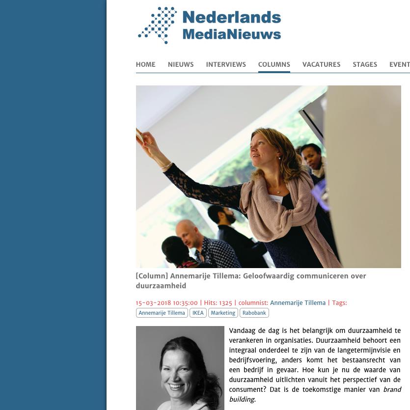 Nederland Media Nieuws, 2018