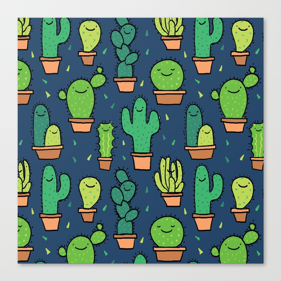 cute-happy-cactus-cacti-pattern-dark-blue-canvas.jpg