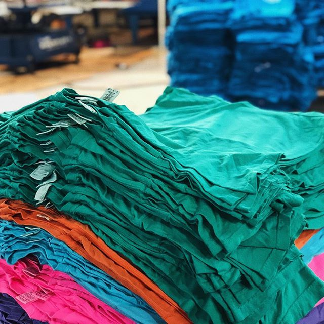 Any garment. Any color. We got you covered. \\ DM us for a free custom quote.